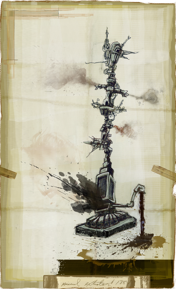 Machine Dreams (1883–1886): Untitled