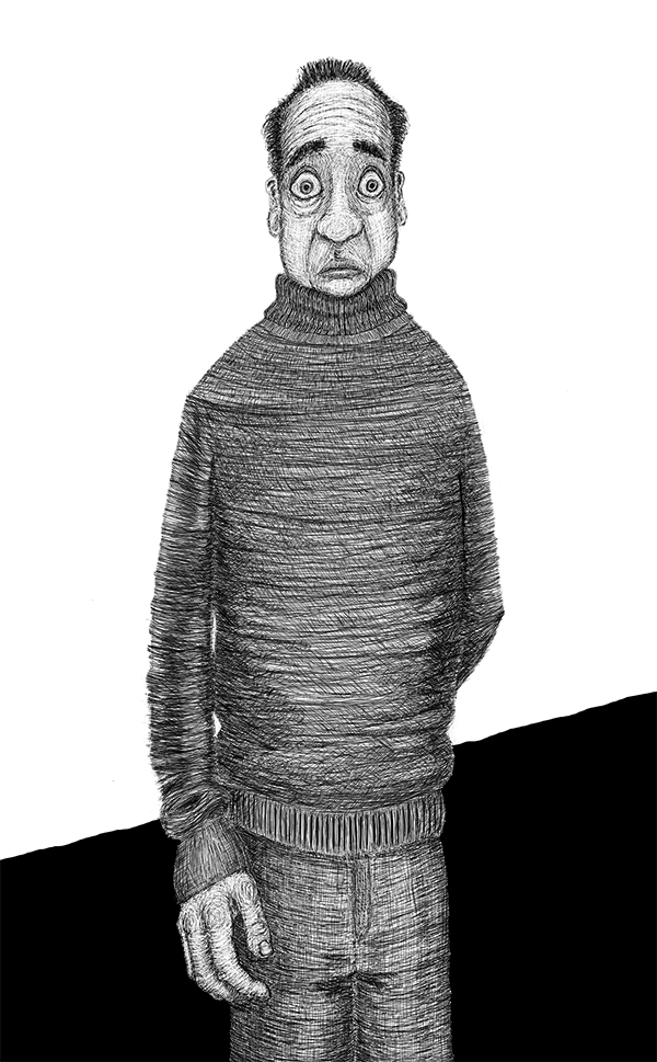 Odd Men Facing Forward: Untitled