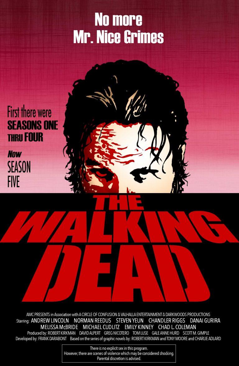 Miscellaneous: Walking Dead vs Dawn of the Dead