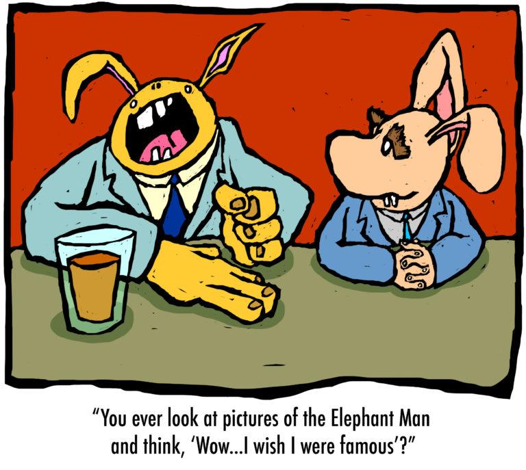best of softmoreslump: elephant man slump